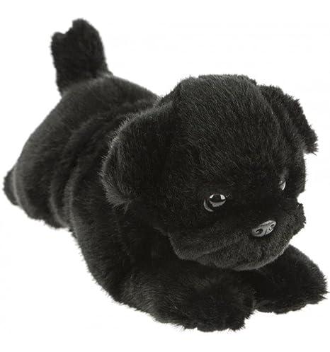 Amazoncom Bocchetta Plush Toys Pug Dog Lying Stuffed Animal Plush