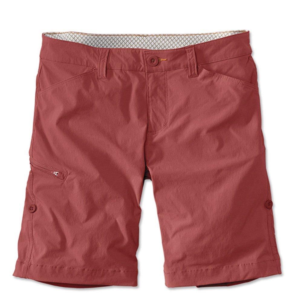 Orvis Women's Guide Shorts, Spice, 16