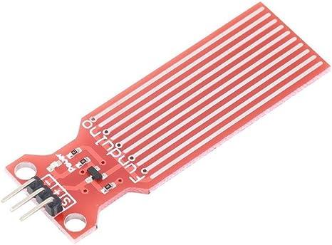 10Pcs Depth Of Detection Water Sensor Water Level Sensor For Arduino Ic New mm