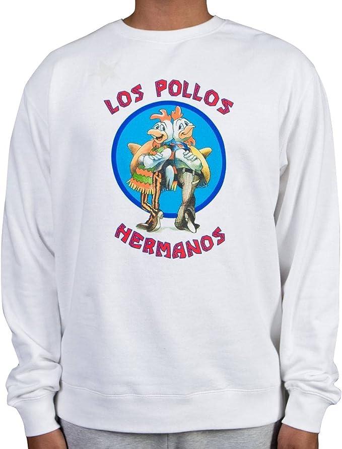 Los Pollos Hermanos Youth Crewneck Tee Pajamas
