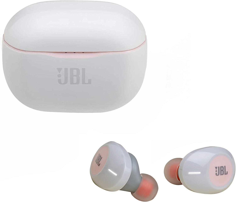 Jbl Tune 120 Tws In Ear Bluetooth Kopfhörer In Rosa Elektronik