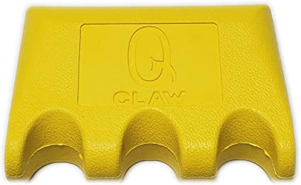 Holds 3 pool cues 3 QClaw Q Claw Portable Pool Cue Holder