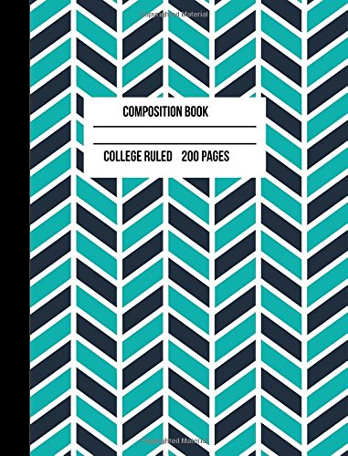 200 Page Composition Notebook - 2
