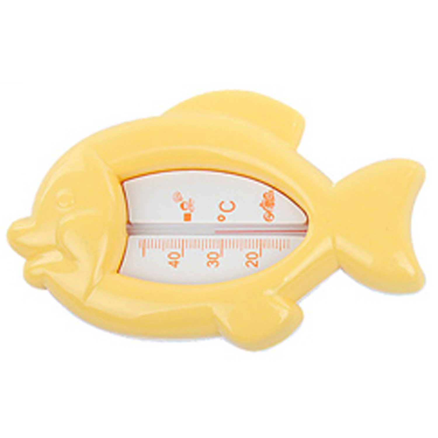 LSQtronics baby fish bath thermometers/indoor thermometer, RK3642(yellow)