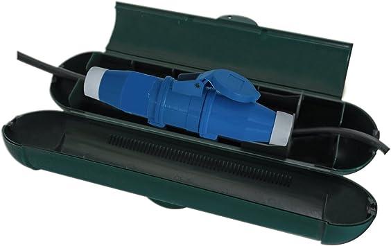 ProPlus Caja de Seguridad 420356 Enchufe CEE