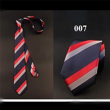 XJIUER corbata El diseño único Vestido de Moda Lazo de Negocios ...