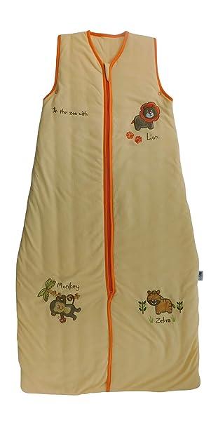 Amazon.com: Invierno bebé saco de dormir de manga larga 2,5 ...
