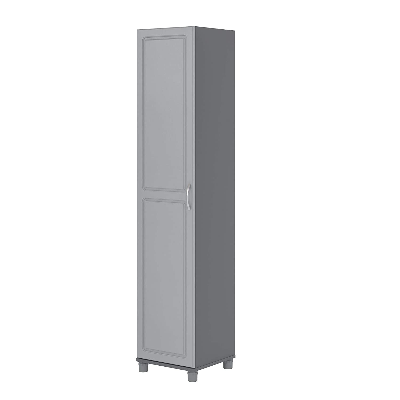 "SystemBuild Utility Storage Cabinet 36"" Black"