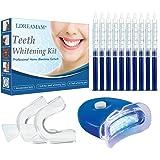 Teeth Whitening Kit,Teeth Whitening Gel,Teeth Whitening Tray Kit,Reusable Dental Whitening Kit to reduce Yellow Teeth…