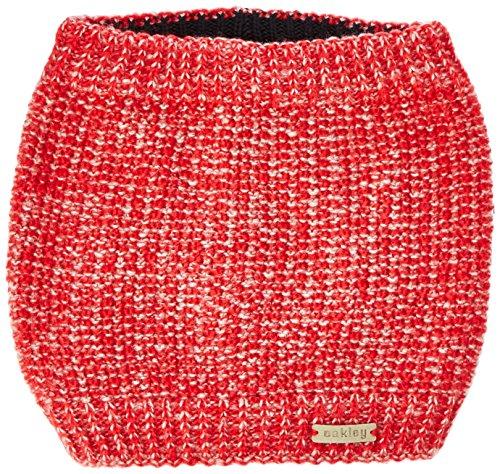 Oakley Women's Lima Neck Warmer, Red Line, Size 0