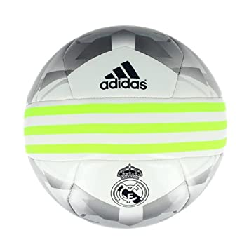 adidas - Balón de fútbol Real Madrid CF 2015-2016: Amazon.es ...
