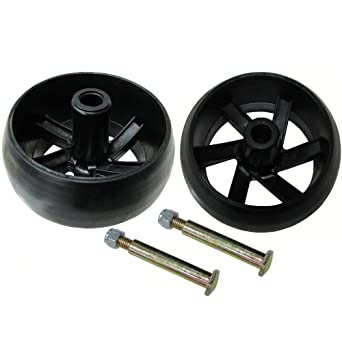 532174873 2 174873 AYP Craftsman Snapper Poulan Deck Wheels