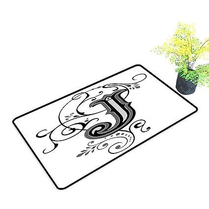 Amazon.com: Letra J ilustración de letra J en diseño de ...