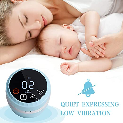 Amazon.com: PiAEK - Bombas eléctricas de lactancia materna ...