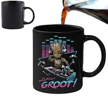 Dj Galaxy Tasse Guardians Groot Groot Café En Céramique À Lets ' nPkXON0w8