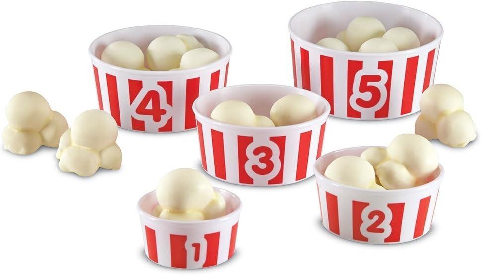 Learning Resources Smart Snacks Count 'em Up Popcorn