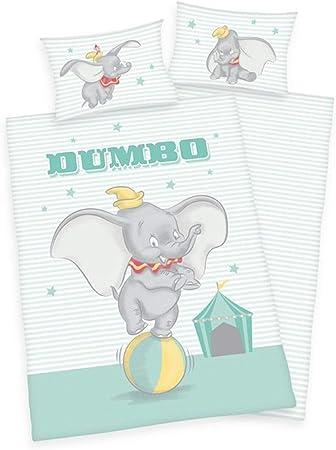 Biancheria da Lettino Disney Dumbo 40 x 60 cm 100 x 135 cm