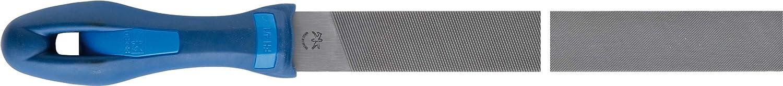 8 Length x 1 Width x 5//32 Thickness Cross 1//Single 2 Cut PFERD 16053P American Pattern Special Hobby File
