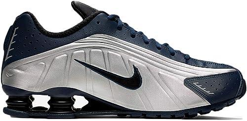 Nike Shox R4 Midnight NavyBlack 104265 405: