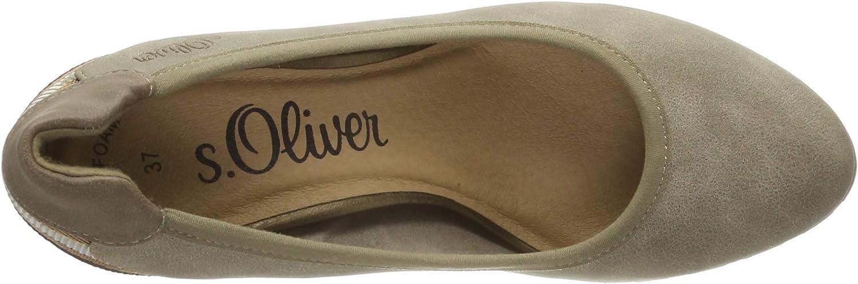 Zapatos de Tac/ón para Mujer s.Oliver 5-5-22404-23 324