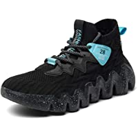 XIDISO Running Shoes Mens Women Lightweight Casual Sneakers for Athletic Tennis Sports Walking Shoe for Men