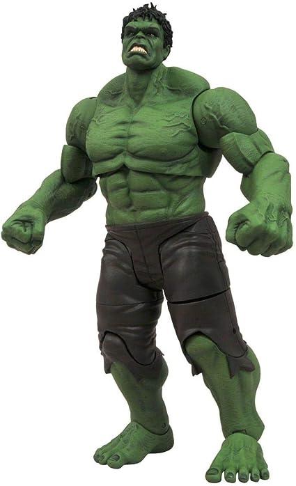 "Marvel Select Toys Avengers Issue Hulk 9/"" Action Figure avec Gauntlet = Free SH ="