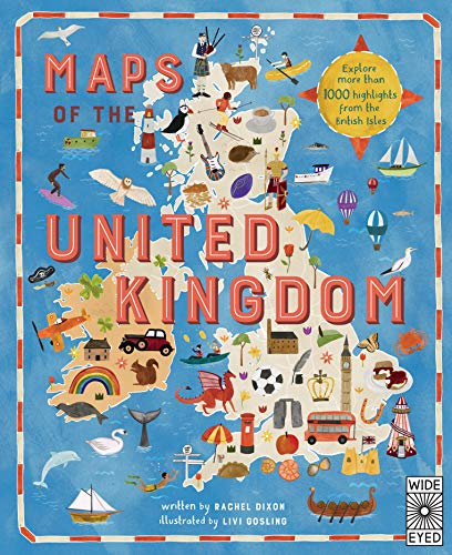Maps of the United Kingdom