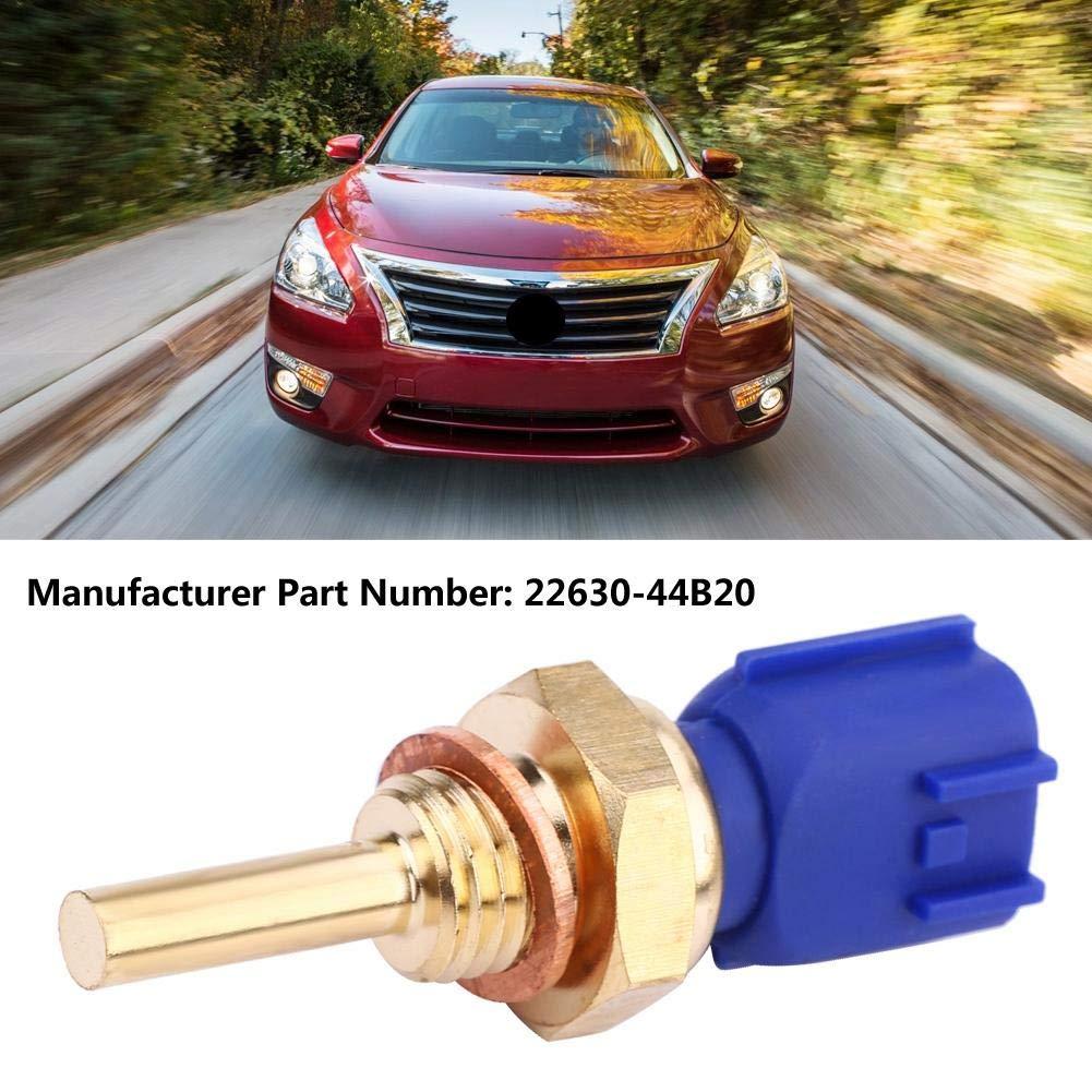 Engine Coolant Temperature Sensor,KIMISS 22630-44B20 Water TEMP sensor for Infiniti Nissan Q45 Altima Murano Pathfinde