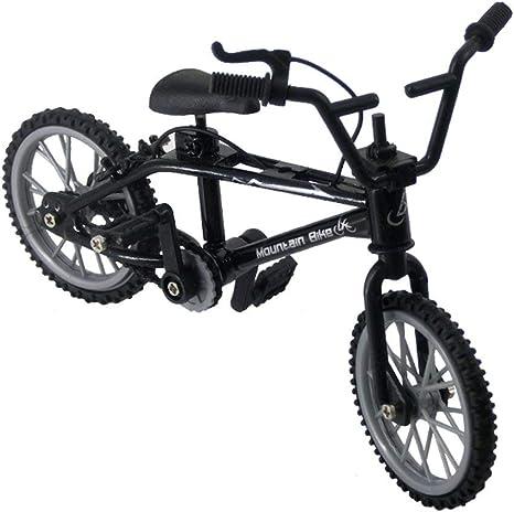 SKYYKS Mini-Finger-BMX Set Bike Fans Toy Alloy Finger BMX Functional Kids Bicycle modle Finger Bike BMX Toys Gift: Amazon.es: Deportes y aire libre