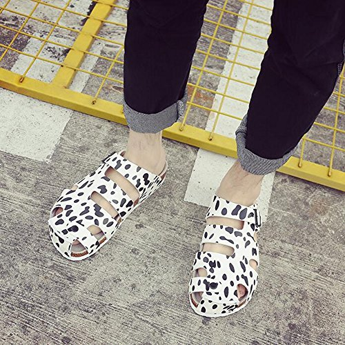 Estate Sandali Pattini pigri di estate femminili Pistoni di sughero delle coppie Uomini pantofole Scarpe da spiaggia Colore / formato facoltativo