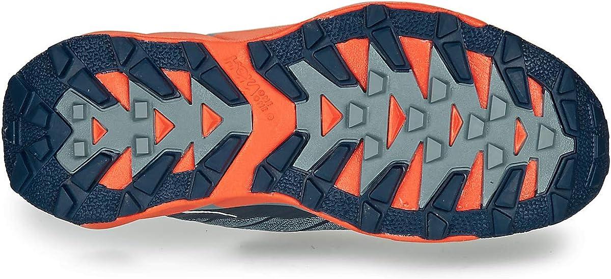 Orange HOKA Basket Trail Torrent Homme Orange Orange
