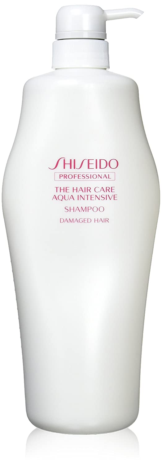 Shiseido The Hair Care Aqua Intensive Shampoo, 33.8 Ounce