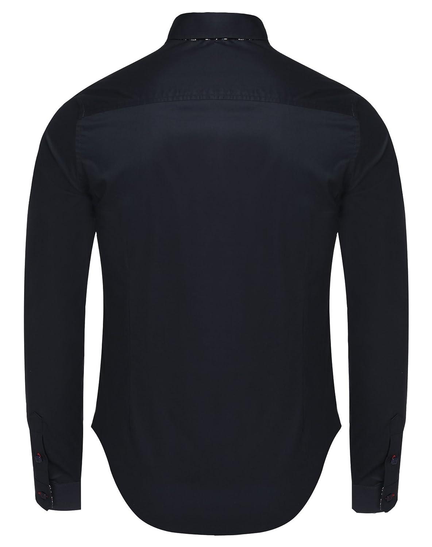 9d7d4cf287a Etuoji Men s Fashion Slim Fit Dress Shirt Casual Exotic Shirt at Amazon Men s  Clothing store