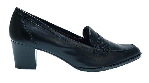 ARGENTA Zapato Piel Ancho Especial con Tacon Medio 104 para Mujer: Amazon.es: Zapatos y complementos