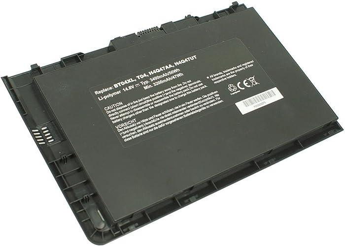 The Best Battery Hp Elitebook Folio 9470M 14