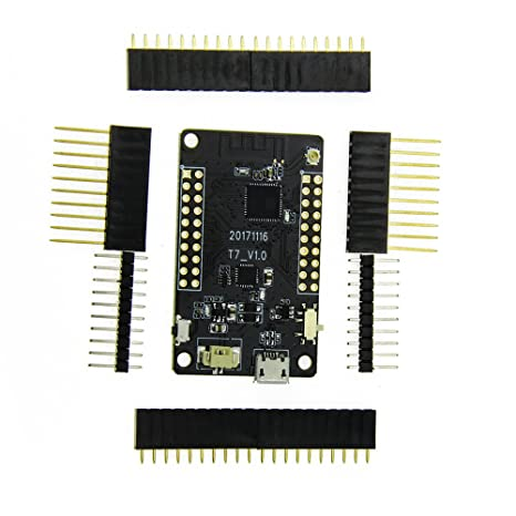 Amazon com: TTGO T7 ESP32 WiFi Module ESP 32 Bluetooth PICO-D4 4MB