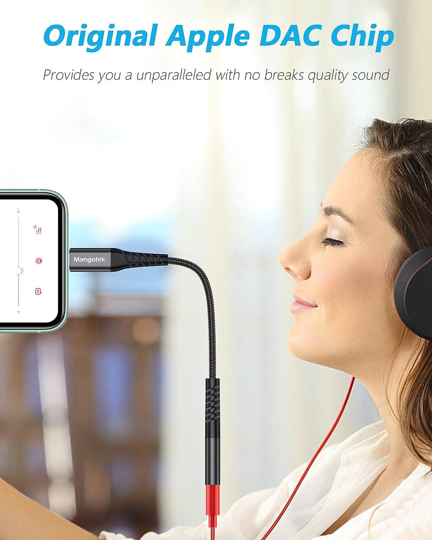 Mangotek Replacement For Apple Iphone Headphones Elektronik