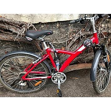 Antirrobo bicicleta