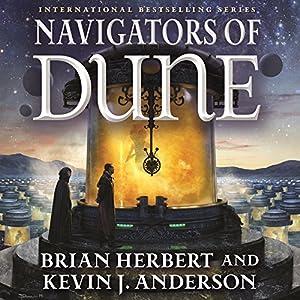 Navigators of Dune Audiobook