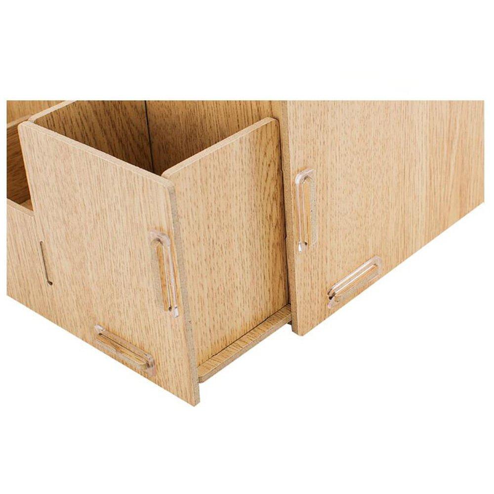 ZAIYI Bücherregal Aktenregal Aktenregal Aktenregal Holzmappe Aufbewahrungsbox Kreativer Einfacher Aktenschrank Mehrstöckiges Bücherregal,C B07CZ8B6BT | Attraktiv Und Langlebig  a21cc4