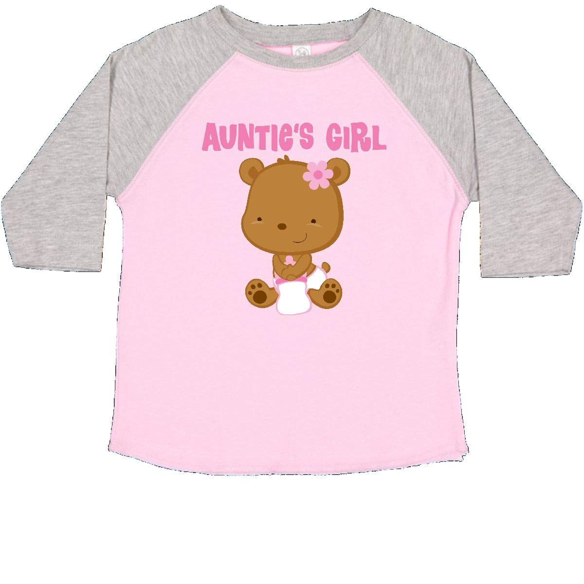 inktastic Aunties Girl Toddler T-Shirt