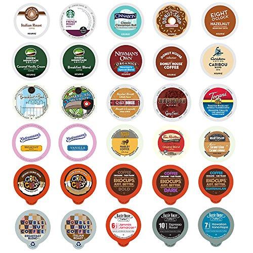 Coffee Variety Sampler Pack Brewers