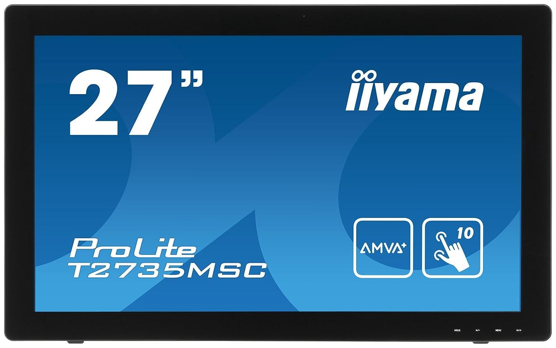 2019激安通販 iiyama ProLite ProLite B00X7VL05S T2735MSC-B2 iiyama B00X7VL05S, ルチアーノジェラート:758d4f3b --- martinemoeykens.com