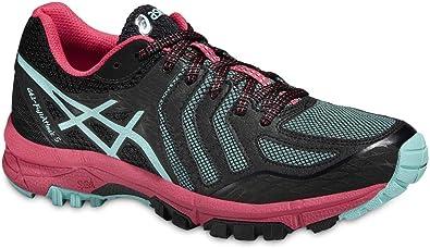 Incorrecto Gaseoso ladrar  ASICS Gel-Fuji Attack 5 Women's Zapatillas para Correr - 44.5: Amazon.es:  Zapatos y complementos