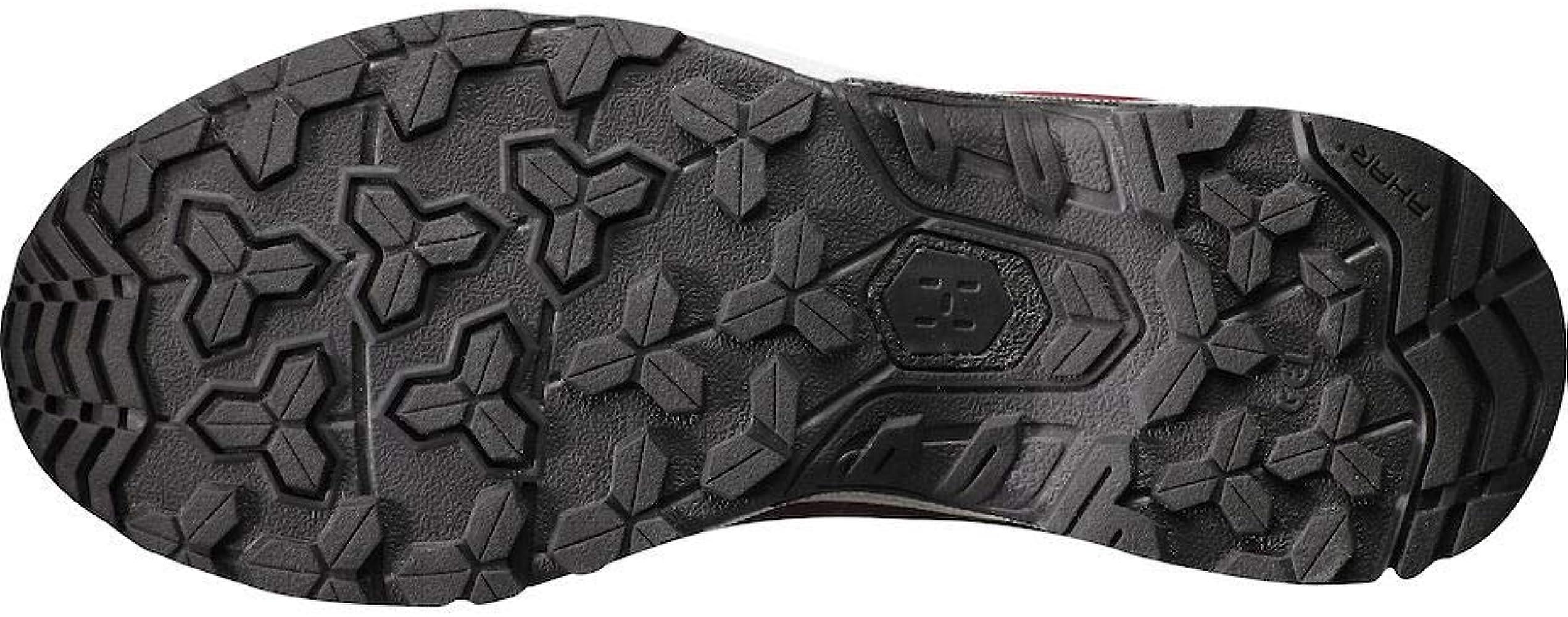 Haglöfs Mistral GT, Zapatillas de Senderismo para Mujer, Rojo (Aubergine/Peach 3fl), 37 1/3 EU: Amazon.es: Zapatos y complementos