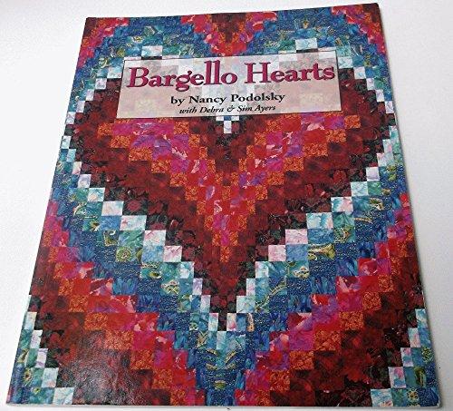 (Bargello Hearts)