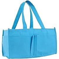 Yardwe Diaper Insert Organizer Bags Handbag Purse Tote Stroller Storage Organizer Bags (Pink)