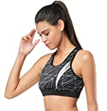 Dragon Fit Womens Double Tap Sports Wirefree Bras