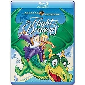 Flight Of Dragons (1982) [Edizione: Stati Uniti] [Italia] [Blu-ray]