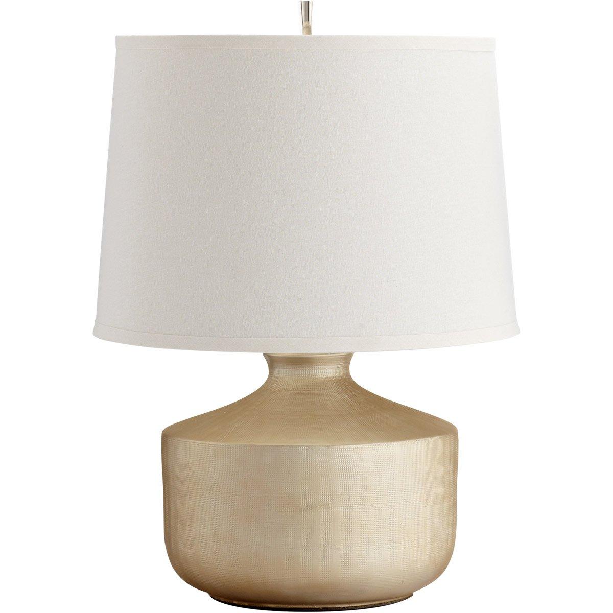 Cyan Design 05893 Titanium Love Table Lamp in Silver,